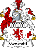 Scottish Coat of Arms for Moncreiff