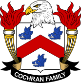 American Coat of Arms for Cochran