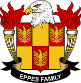 American Coat of Arms for Eppes