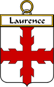 Irish Badge for Laurence