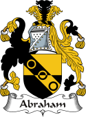 Irish Coat of Arms for Abraham