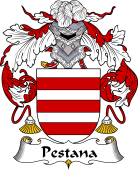 Portuguese Coat of Arms for Pestana