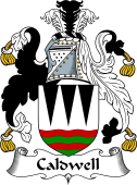 Scottish Coat of Arms for Caldwell