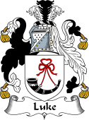 English Coat of Arms for Luke