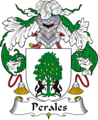 Spanish Coat of Arms for Perales