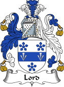 English Coat of Arms for Lord
