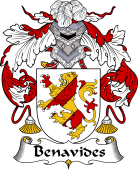 Spanish Coat of Arms for Benavides