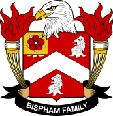American Coat of Arms for Bispham