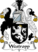 Irish Coat of Arms for Westropp