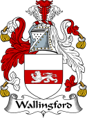 English Coat of Arms for Wallingford