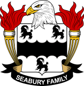 American Coat of Arms for Seabury