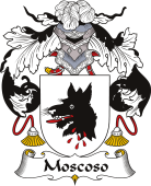 Spanish Coat of Arms for Moscoso