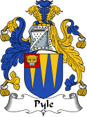 English Coat of Arms for Pyle
