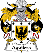 Spanish Coat of Arms for Aguilera