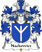 Polish Coat of Arms for Nackowicz