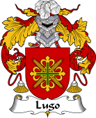 Portuguese Coat of Arms for Lugo