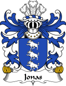 Welsh Coat of Arms for Jonas (AP GRONWY)