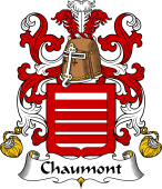 Coat of Arms from France for Chaumont