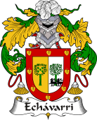Spanish Coat of Arms for Echávarri