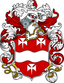 English or Welsh Coat of Arms for Bonham (Wiltshire)