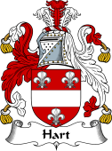 English Coat of Arms for Hart I