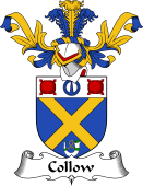 Coat of Arms from Scotland for Collow