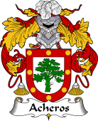 Spanish Coat of Arms for Acheros
