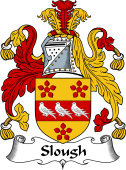 English Coat of Arms for Slough