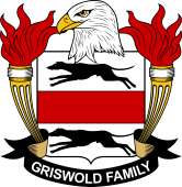 American Coat of Arms for Griswold
