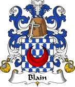 Coat of Arms from France for Blain