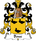 Coat of Arms from France for Boue