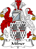 English Coat of Arms for Milner