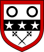 Scottish Family Shield for Fogo