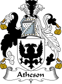 Scottish Coat of Arms for Atheson