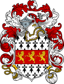 English or Welsh Coat of Arms for Blithe (1575)