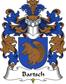 Polish Coat of Arms for Bartsch