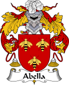 Spanish Coat of Arms for Abella