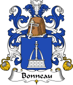 Coat of Arms from France for Bonneau