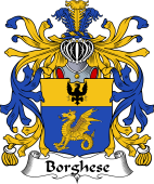 Резултат с изображение за Borghese Coat of Arms
