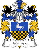 Polish Coat of Arms for Kreczyk