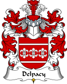 Polish Coat of Arms for Delpacy