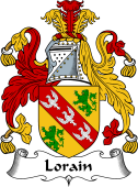 Scottish Coat of Arms for Lorain
