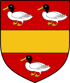 Coat of Arms from France for Herle
