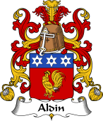 Coat of Arms from France for Aldin