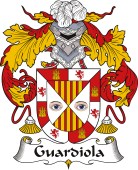 Spanish Coat of Arms for Guardiola
