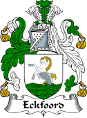 Scottish Coat of Arms for Eckfoord