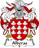 Spanish Coat of Arms for Alberas