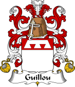 Coat of Arms from France for Guillou