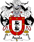 Spanish Coat of Arms for Ayala