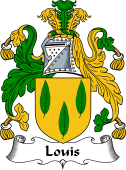 Scottish Coat of Arms for Louis or Lowis